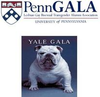Yale-Penn Pride Party 2013 hosted by PennGALA and Yale GALA