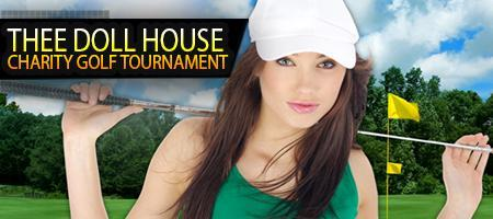 Thee Dollhouse Charity Golf Tournament