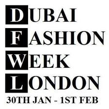 Dubai Fashion Week London logo