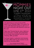 June Mommies Night Out!