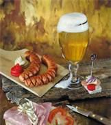 Beer and Bratwurst Barbeque