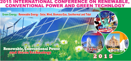 INTERNATIONAL CONFERENCE ON RENEWABLE, CONVENTIONAL...