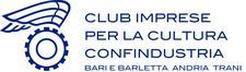 Club delle imprese per la cultura di Confindustria Bari e BAT logo