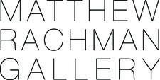 Matthew Rachman Gallery logo