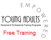 Free Training - Empowered Young Adults