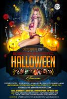 Erotic Exotic Halloween (upscale venue)
