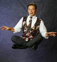 Illusionist and Comedy Magician Brian Scott