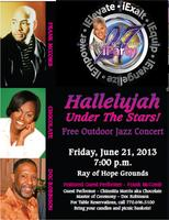 Hallelujah Under the Stars - Outdoor Jazz Concert -...