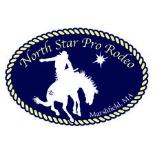 North Star Pro Rodeo logo