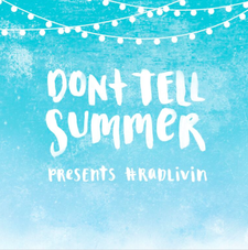 Don't Tell Summer logo