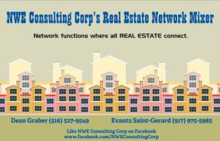 NWE Consulting Corp's Real Estate Network Mixer