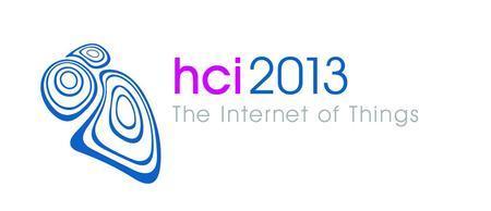 HCI 2013 The 27th International British Computer...