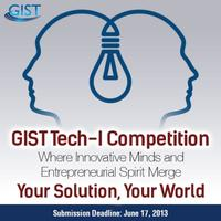 GIST Tech-I Competition Webinar -- Idea Stage