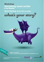 """Workshop """"Storytelling: dando sentido a tu marca"""""""