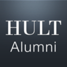 Hult Alumni Association logo