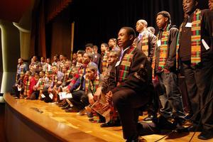 The College Bound Brotherhood 2.0 Graduation...