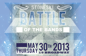 Stoneski Battle of The Bands:TIME IN THE WAKE-BEAR...