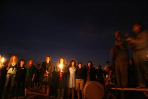 Havdalah Bonfire & Dance Party