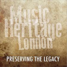 Music Heritage London logo