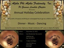 PGL Annual Holiday Celebration