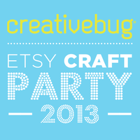 Etsy Craft Party: San Francisco, CA