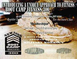 Intro To BOOTCAMP FITNESS 300 / OPEN SESSION