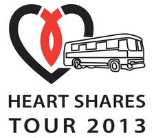 Agape Heart Shares Bus Tours 2013