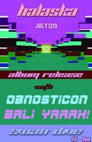 Halaska + Bali Yaaah + Obnosticon