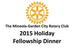 Reserve Now for the Mineola-Garden City Rotary Club's...