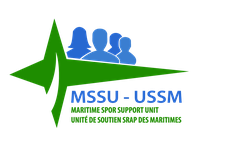 Maritime SPOR SUPPORT Unit logo