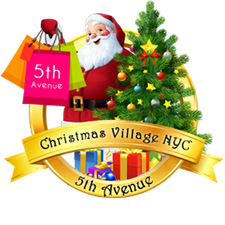 Christmas Village NYC logo