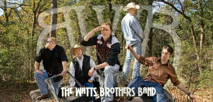 The Watts Brothers Band + The Deltaz + Jake Riggs Band