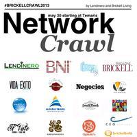 Brickell Summer Network Crawl