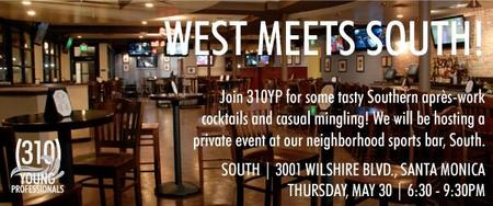 West Meets South Charity & Cocktail Event