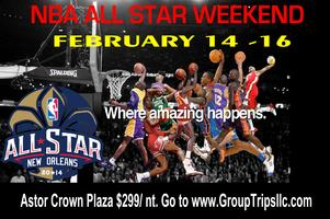 63rd NBA All Star Game Weekend 2014