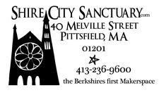 Shire City Sanctuary logo
