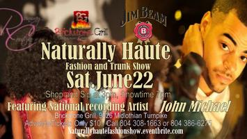 Naturally Haute Fashion and Trunk Show