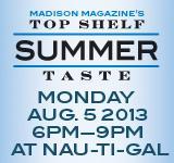 2013 Top Shelf Summer Taste