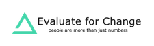 Evaluate for Change  logo