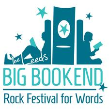 The Leeds Big Bookend logo