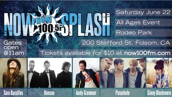 NOW 100.5's NOW SPLASH