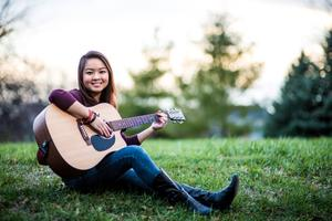 Performances by Local Artists - Jenny Dinh