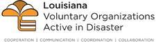 Louisiana VOAD logo