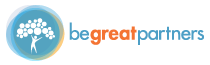 Be Great Partners logo