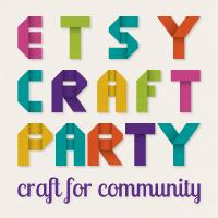 Etsy Craft Party: Orange County, CA ($10)