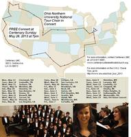 FREE Ohio Northern University National Tour Choir in Concert in...