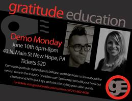 Gratitude Education Style Demo Monday Barrett Stillitano and...