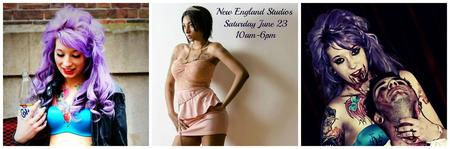 New England Studios June Group Shoot