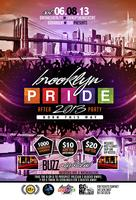 "#SatJune8th Brooklyn Pride 2013 "" Born This Way "" After Party"