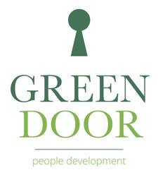 Green Door People Development logo